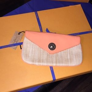 NWT Cole Haan clutch